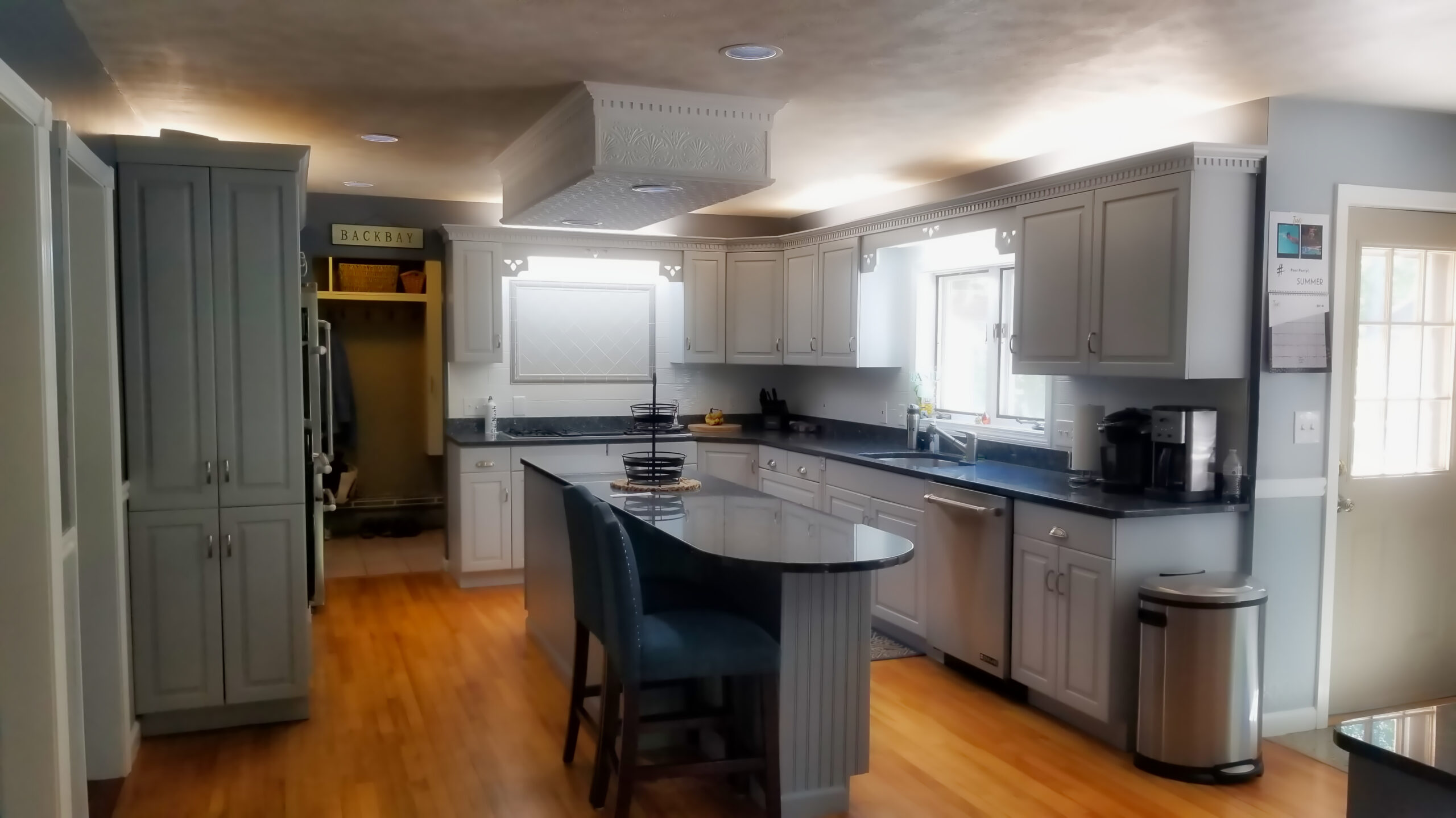 Kitchen Cabinet Painting Saco Me